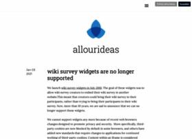 blog.allourideas.org