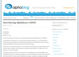 blog.alphabuyer.com