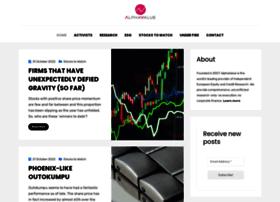 blog.alphavalue.com