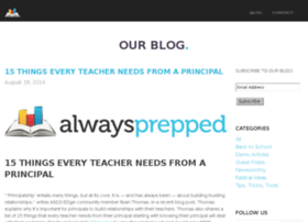 blog.alwaysprepped.com