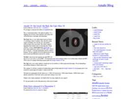 blog.amahi.org