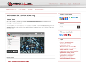 blog.ambient-mixer.com