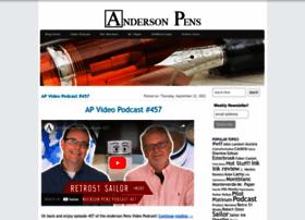 blog.andersonpens.com