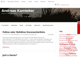 blog.andreas-kamleiter.de