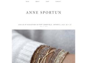 blog.annesportun.com