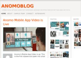 blog.anomo.com