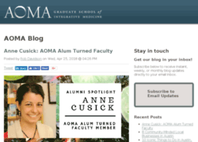 blog.aoma.edu