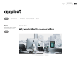 blog.appbot.co