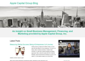 blog.applecapitalgroup.com