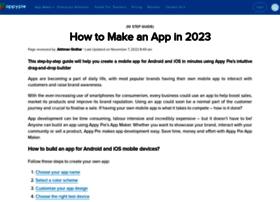 blog.appmakr.com