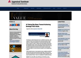 blog.appraisalinstitute.org