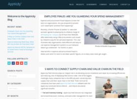 blog.apptricity.com
