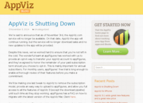 blog.appviz.com