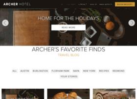 blog.archerhotel.com