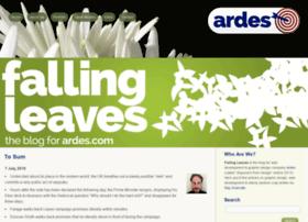 blog.ardes.com