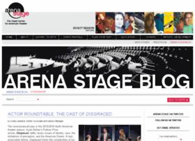 blog.arenastage.org