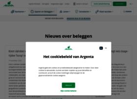 blog.argenta.be