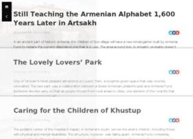 blog.armeniafund.org