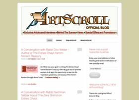 blog.artscroll.com