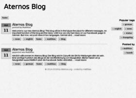 blog.aternos.org