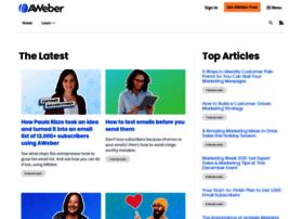 blog.aweber.com