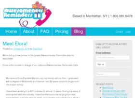 blog.awesomenessreminders.com