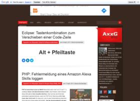 blog.axxg.de