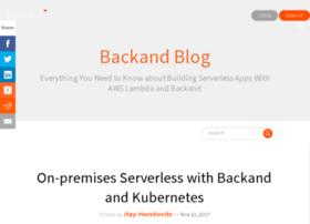 blog.backand.com