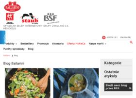 blog.ballarini.pl