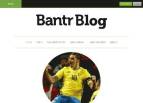 blog.bantr.tv