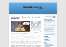 blog.barankiewicz.biz.pl