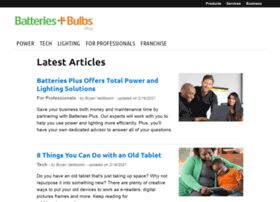 blog.batteriesplus.com