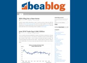 blog.bea.gov
