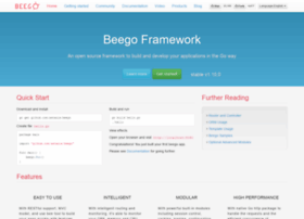 blog.beego.me