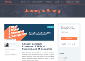 blog.belong.co