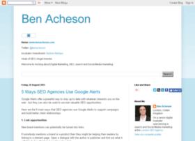 blog.benacheson.com