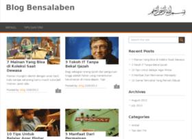 blog.bensalaben.com