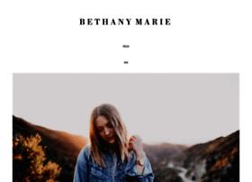 blog.bethanymarie.co