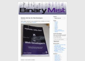 blog.binarymist.net