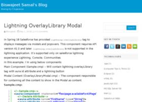 blog.biswajeetsamal.com