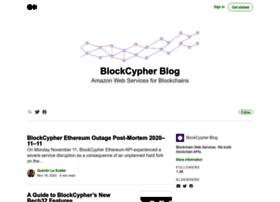 blog.blockcypher.com
