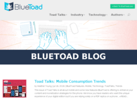 blog.bluetoadpublishing.com
