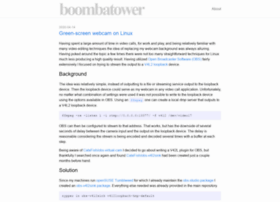 blog.boombatower.com