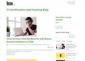blog.boson.com
