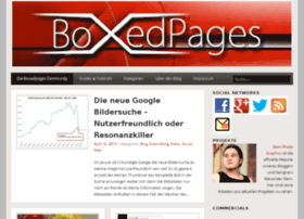 blog.boxedpages.net