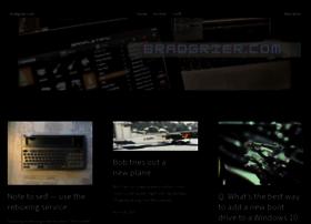 blog.bradgrier.com