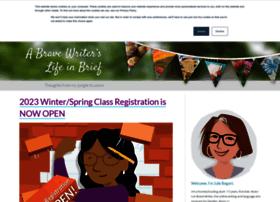 blog.bravewriter.com