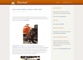 blog.brewtoad.com