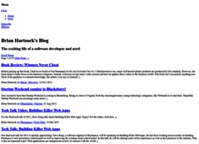 blog.brianhartsock.com