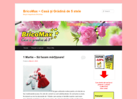 blog.bricomax.md
